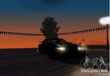 ENBSeries FS by FLaGeR v 1.0 for GTA San Andreas sixth screenshot