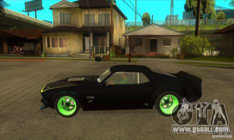 Ford Mustang RTR-X 1969 for GTA San Andreas right view