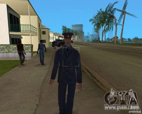 Russian COP for GTA Vice City third screenshot
