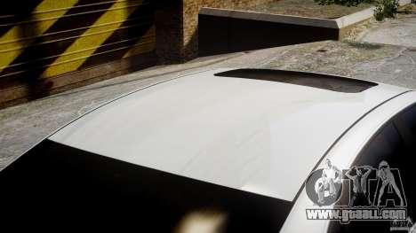 Audi S8 D3 2009 for GTA 4 engine