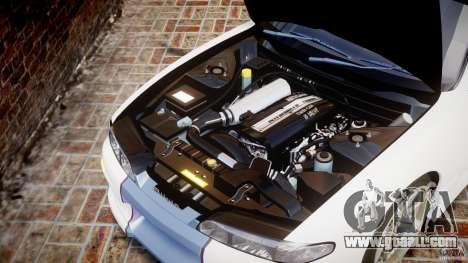 Nissan Silvia S14 [EPM] for GTA 4 inner view