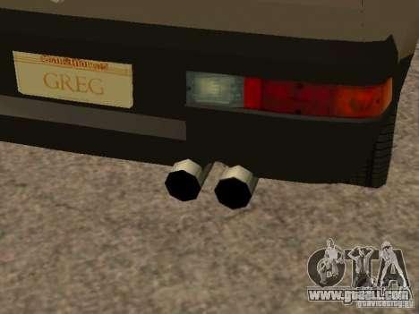 Fiat Ritmo for GTA San Andreas engine