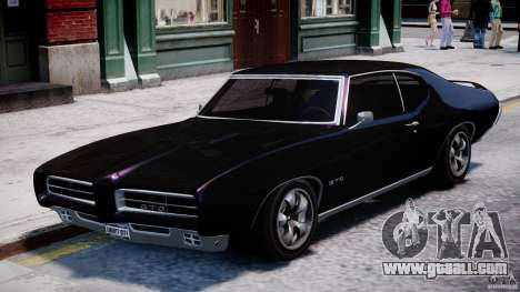 Pontiac GTO 1965 v1.1 for GTA 4