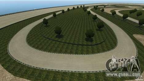 Dakota Raceway [HD] Retexture for GTA 4 eleventh screenshot