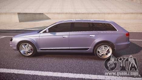 Audi A6 Allroad Quattro 2007 wheel 1 for GTA 4 left view