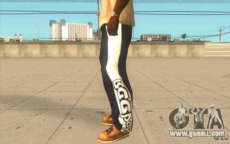 Reebok Sporthose for GTA San Andreas second screenshot