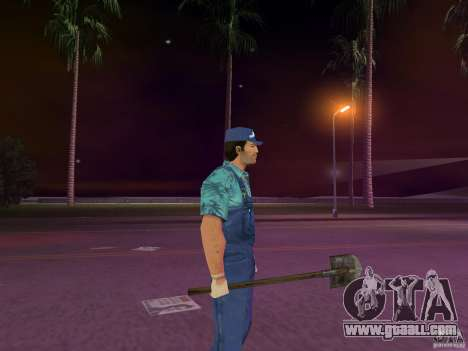 Pak Domestic Weapons for GTA Vice City sixth screenshot