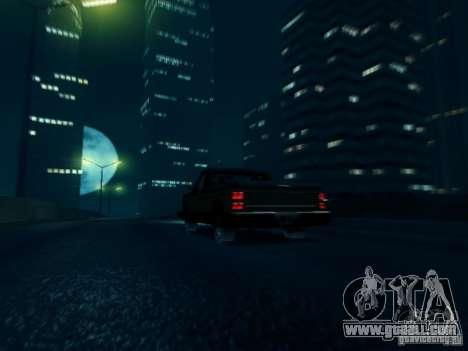 ENBSeries v1 for GTA San Andreas forth screenshot