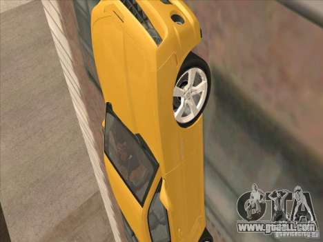 Riding on walls for GTA San Andreas second screenshot