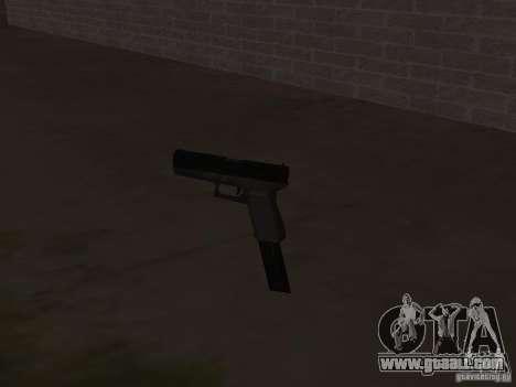 Weapon Pack for GTA San Andreas ninth screenshot
