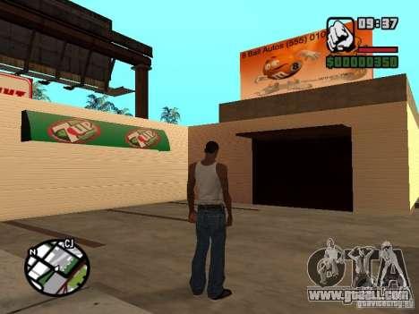 Magnet Shops for GTA San Andreas fifth screenshot