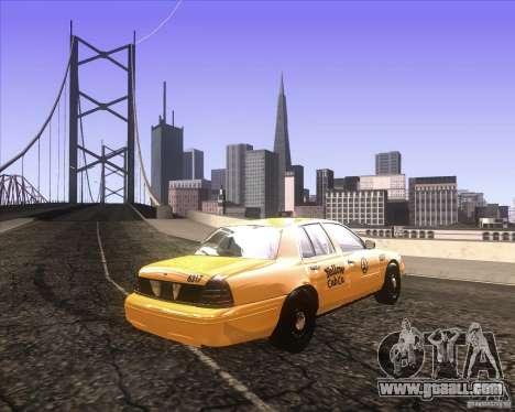 Enbsereis 0.74 Dark for GTA San Andreas third screenshot