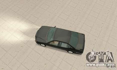 Chevrolet Impala 2003 for GTA San Andreas back left view