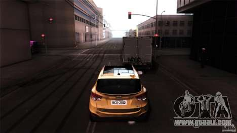 Hyundai iX35 Edit RC3D for GTA San Andreas right view