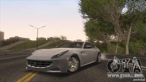 Ferrari FF 2011 V1.0 for GTA San Andreas