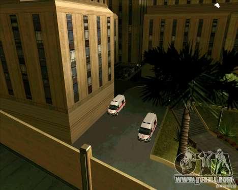 Parked vehicles v2.0 for GTA San Andreas second screenshot