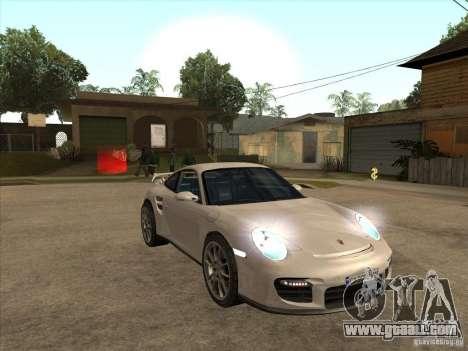Porsche 911 GT2 for GTA San Andreas back view