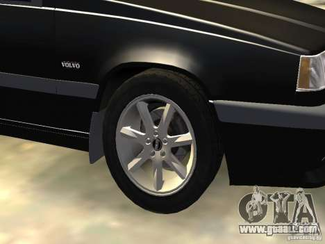 Volvo 850 R 1996 Rims 1 for GTA 4 side view