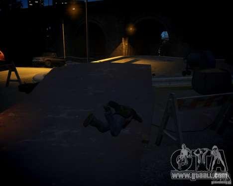 Collision Mod for GTA 4 forth screenshot