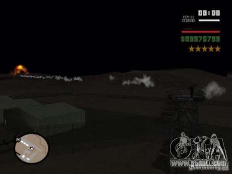 javelin and stinger mod for GTA San Andreas second screenshot