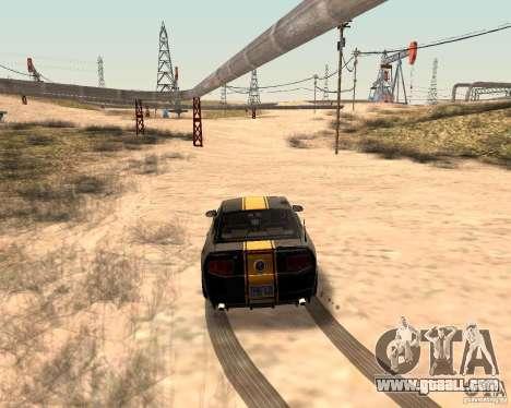 ENBSeries by Nikoo Bel for GTA San Andreas fifth screenshot