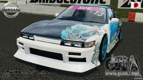 Nissan Silvia S13 Non-Grata [Final] for GTA 4