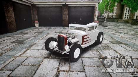 Ford Hot Rod 1931 for GTA 4