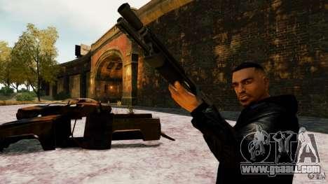 Marshall of Crysis 2 for GTA 4 forth screenshot