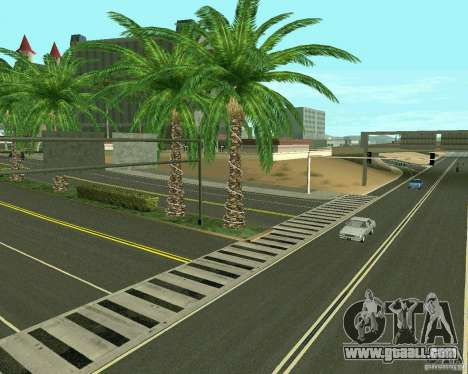 GTA 4 Road Las Venturas for GTA San Andreas tenth screenshot