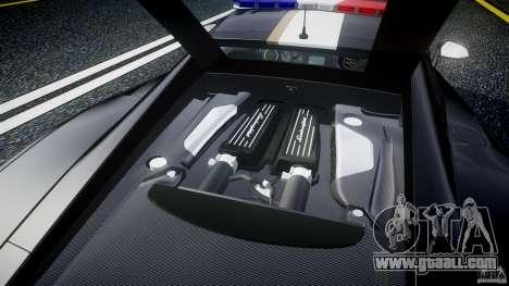 Lamborghini Gallardo LP570-4 Superleggera 2011 for GTA 4 back view