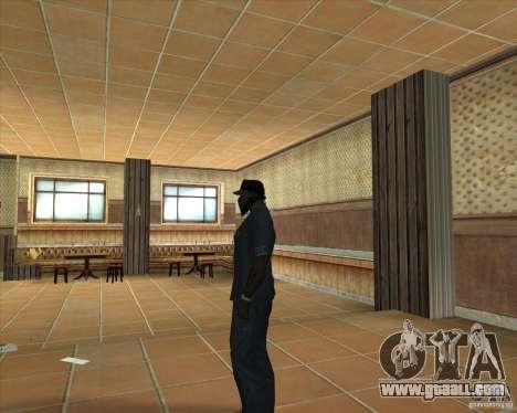 Salierys Bar for GTA San Andreas fifth screenshot