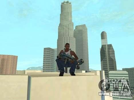 Weapons Pack for GTA San Andreas sixth screenshot