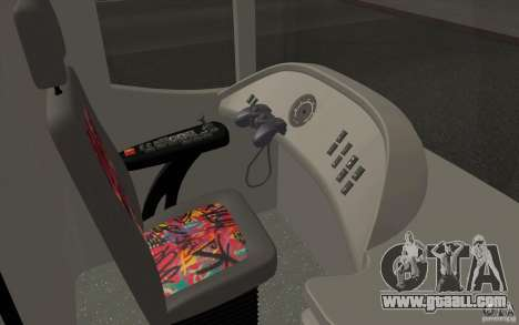 Design-X6-Public Beta for GTA San Andreas upper view