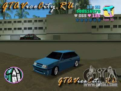 VAZ Lada 2108 Samara for GTA Vice City