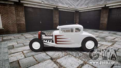 Ford Hot Rod 1931 for GTA 4 left view