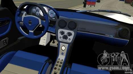 Maserati MC12 for GTA 4 back view