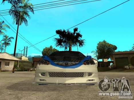 Acura RSX Shark Speed for GTA San Andreas right view