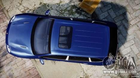 Porsche Cayenne Magnum for GTA 4 back view