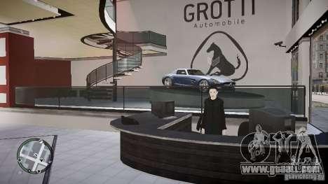 Car Shop Mod for GTA 4 second screenshot