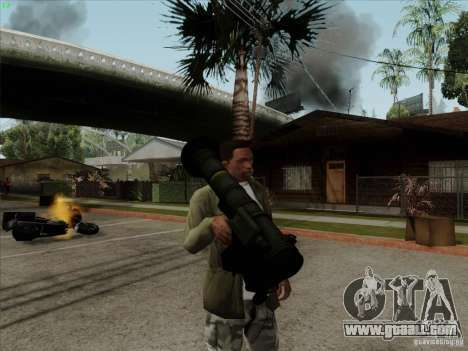 Javelin for GTA San Andreas