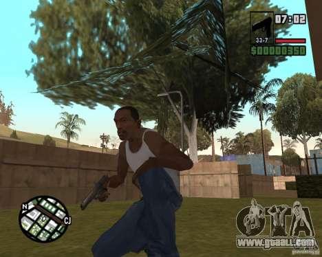 Tula-Tokarev TT for GTA San Andreas second screenshot