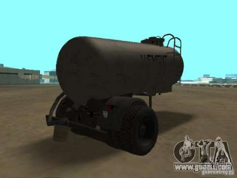 TTC 26 for GTA San Andreas back left view