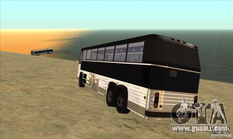 MCI MC9 for GTA San Andreas left view