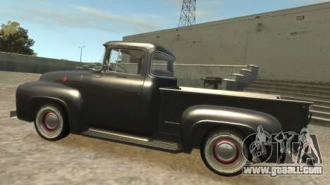 Ford F-100 1954 for GTA 4 right view