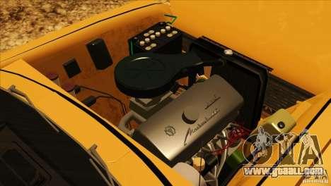 Moskvich 412 v2.0 for GTA San Andreas engine