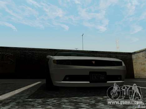 DF8-90 from GTA 4 for GTA San Andreas right view