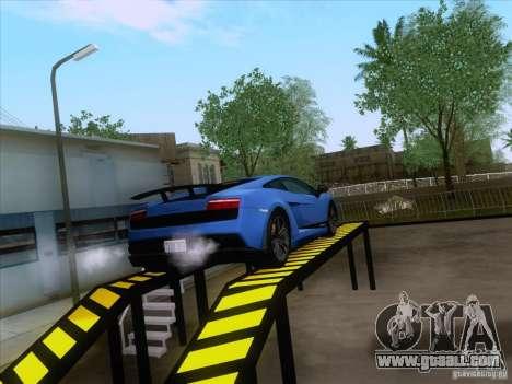 Auto Estokada v1.0 for GTA San Andreas second screenshot