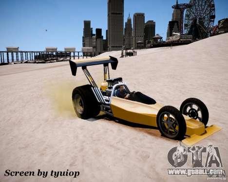 Raketomobil′ for GTA 4 inner view