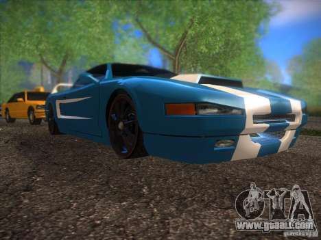 New Infernus for GTA San Andreas