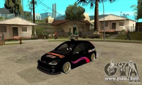 Ford Focus SVT for GTA San Andreas